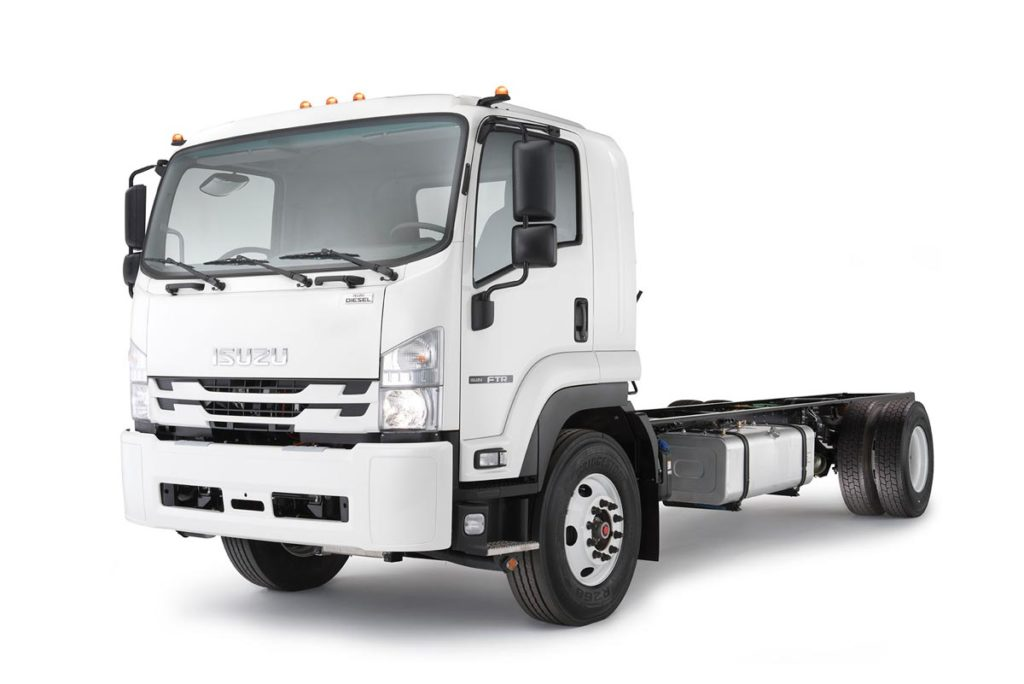 automatic manual transmission (amt) is available on four models (frr  500/fsr 800/fsr 800 crew cab and ftr 850) which contributes to easier, more  economical